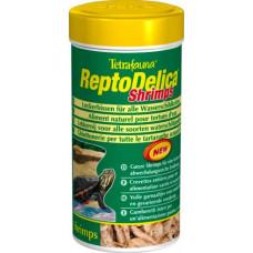 Tetra reptomin delica shrimps корм с креветками для водных черепах 250 мл