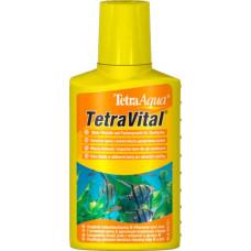 Tetra vital кондиционер для создания естественных условий в аквариуме 100 мл