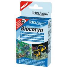 Tetra biocoryn кондиционер для разложения органики 12 капсул