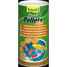 Tetra floating pellets s корм для прудовых рыб в шариках 1 л