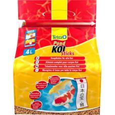 Tetra koi sticks основной корм для кои палочки 4 л