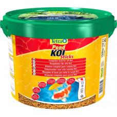 Tetra koi sticks основной корм для кои палочки 10 л