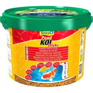 koi sticks основной корм для кои палочки 10 л