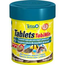 Tetratabletstabimin корм для всех видов донных рыб 58 таб.