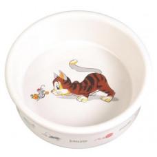 Trixie - Миска керамическая для кошки 11,5см, 0,2л