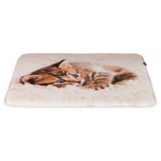 Trixie - Лежак для кошки, 50 × 40 см, бежевый 37127