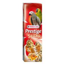 VERsele-laga палочки для крупных попугаев prestige с орехами и медом 2х70 г