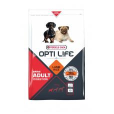 Versele-Laga - Opti Life корм для собак малых пород с чувствительным пищеварением с ягненком и рисом