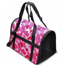 """Yami-Yami - сумка-переноска с регулируемыми ручками """"Классика""""39*23*25см, нейлон"""