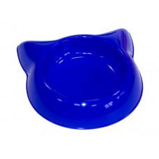"""Yami-Yami - Миска """"Кошка"""" пластиковая, 16см, 250мл"""