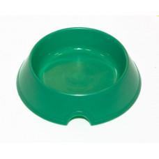 Yami-Yami - Простая миска для кошек пластиковая, 14см