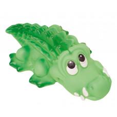 """Зооник - Игрушка """"Крокодильчик"""" 13,5см (зеленый)"""